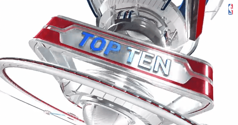 top 10 NBA image
