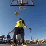 Streetball: Finale du tournoi de Venice Beach (MixTape)