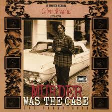 Murder Was The Case Soundtrack (1994)