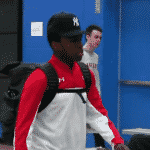 Basket: Le fils de 50 Cent a du level