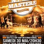 """Hip Hop """"Trophée Masters 2015"""" (Danse Hip Hop)"""