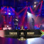 Danse Urbaine: Finale du Red Bull BC One à Paris – Battle1 (Actu Hip Hop)