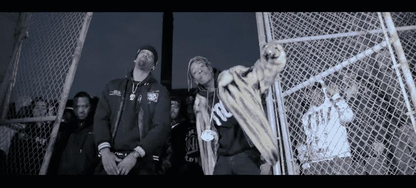 image Wiz Khalifa du clip still down