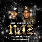 DJ Rhude – NAZ: The Flyest Essence de Nas & AZ (Mixtape)