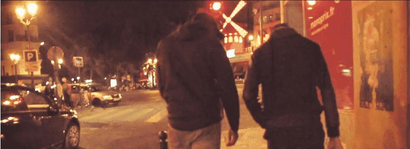 image Phénomène Bizness clip Les nuits parisiennes