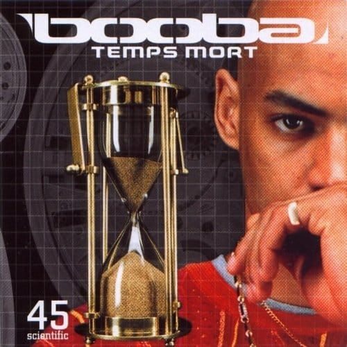 image cover temps mort booba