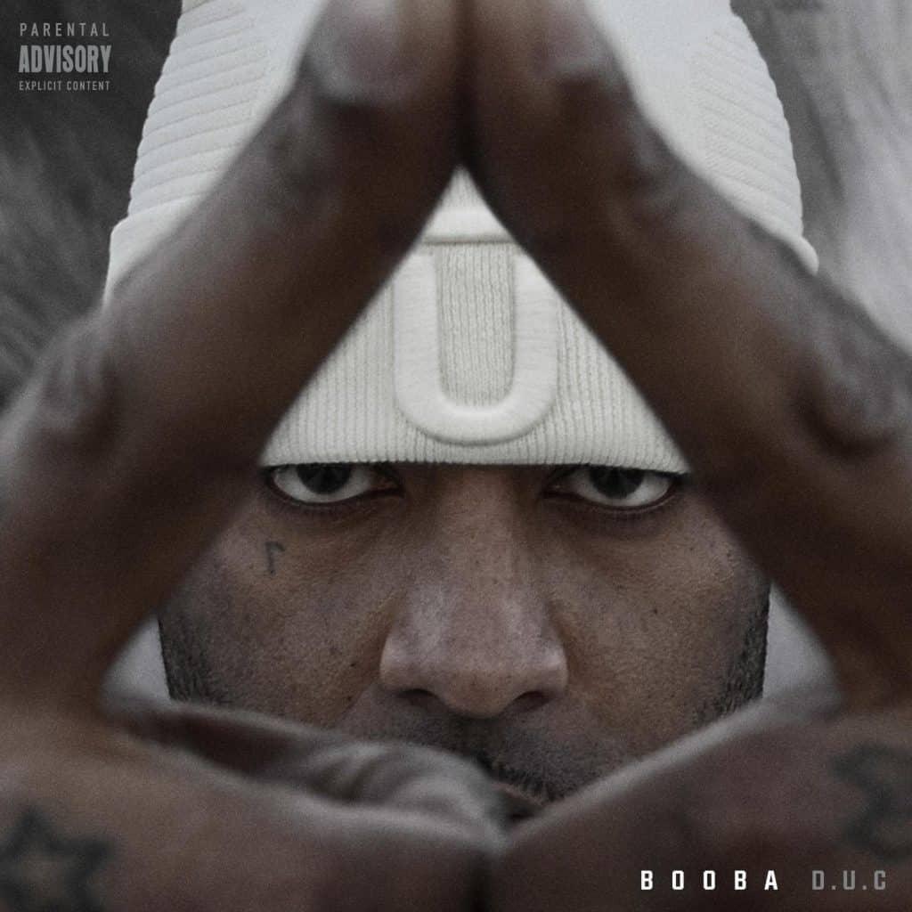 image duc booba cover album