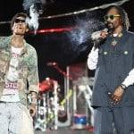 "Wiz Khalifa et Snoop Dogg dévoilent ""No Social Media"" (Son)."