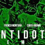 "Chris Brown et French Montana remix ""Antidote"" (Son)."