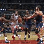 Résultats et résumés NBA: Les Bulls plus fort que Lebron James