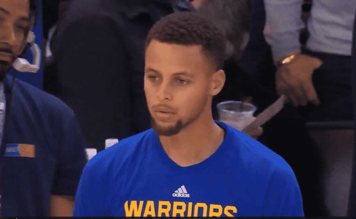 image stpehen curry du match nba warriors vs lakers et du records 16 - 0