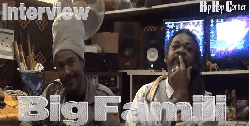image big famili de l'interview pour hip hop corner