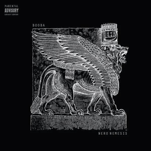 image booba cover album nero nemesis