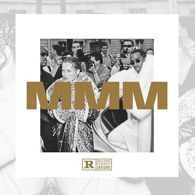image puff daddy du cover de l'album mmm