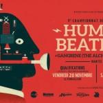 Neuvième championnat de France de Human Beatbox à Nantes