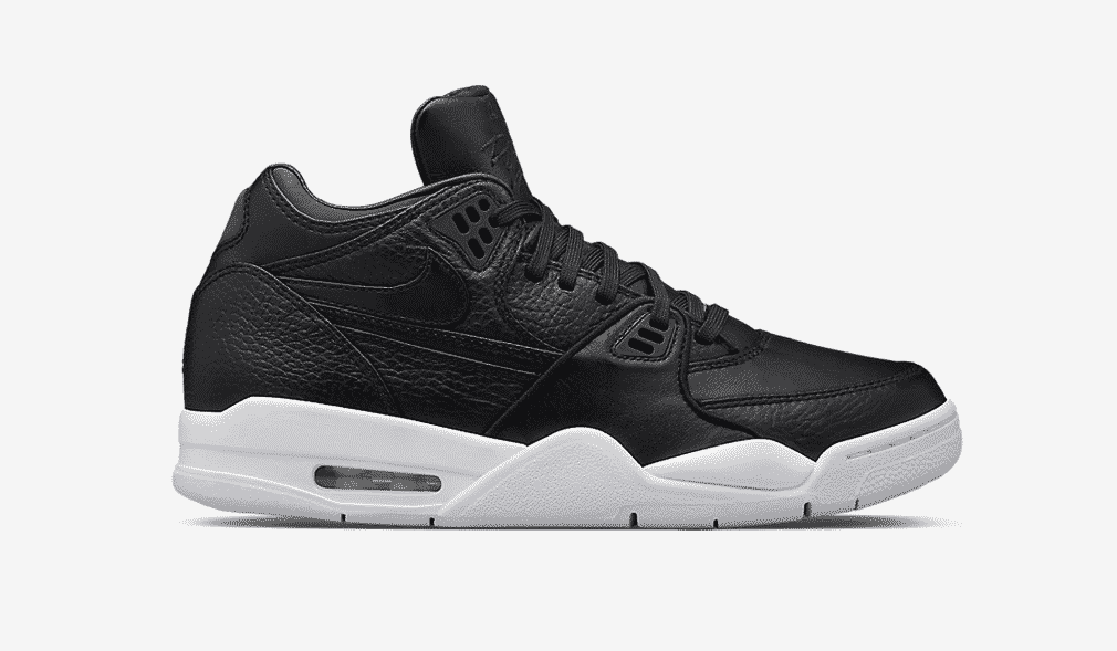 image nike air flight 89 noir face
