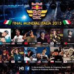 La Finale du Red Bull BC One 2015, Samedi