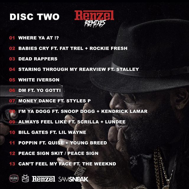 image rick ross renzel remixes tracklist