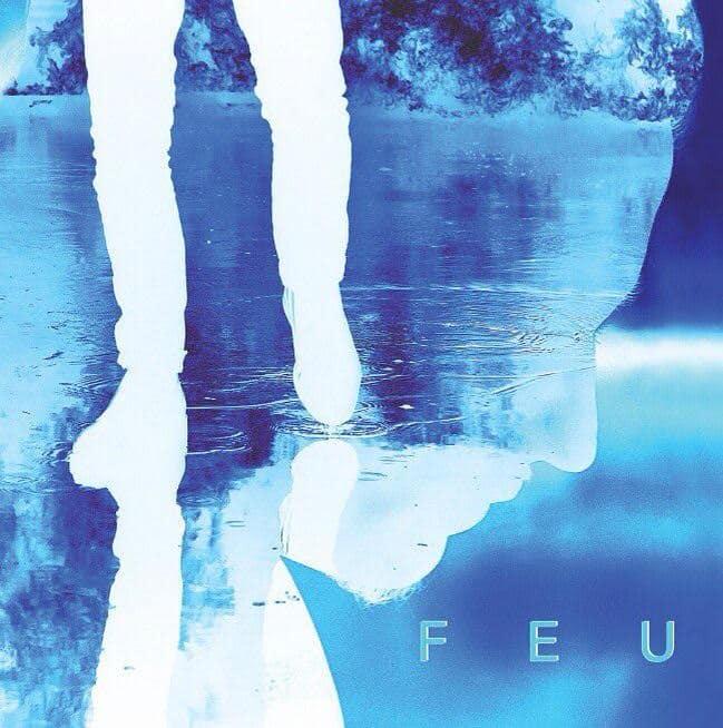 image nekfeu de album feu cover