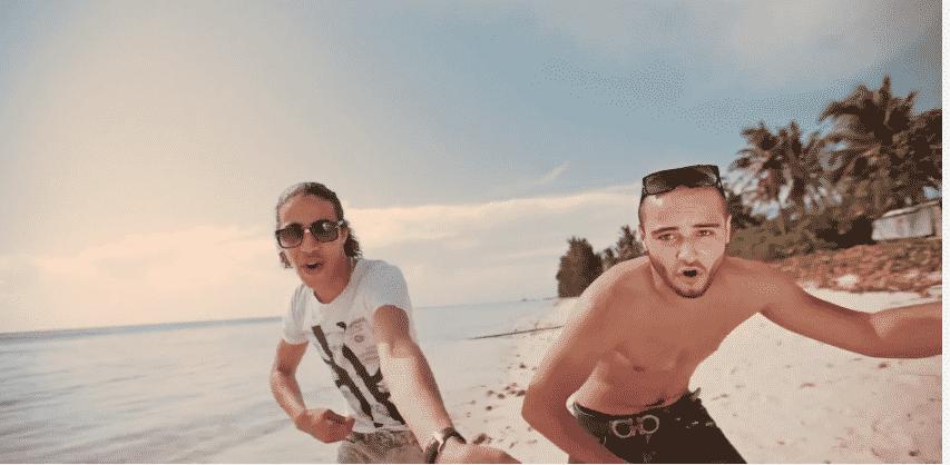 image de Djadja & Dinaz clip marchand de sable