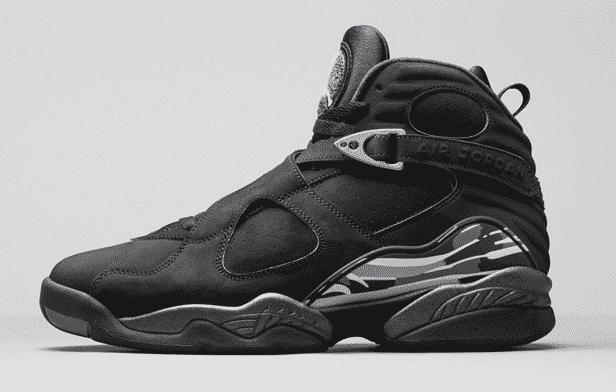 image air jordan 8 retro black sneakers3
