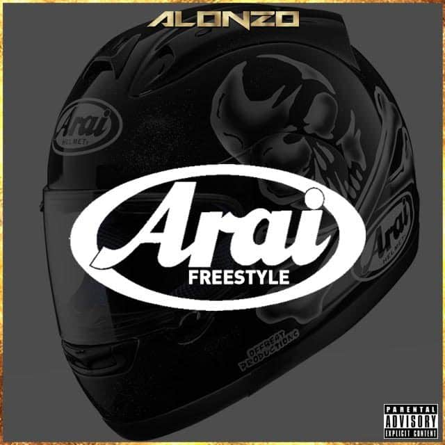 image alonzo du freestyle arai