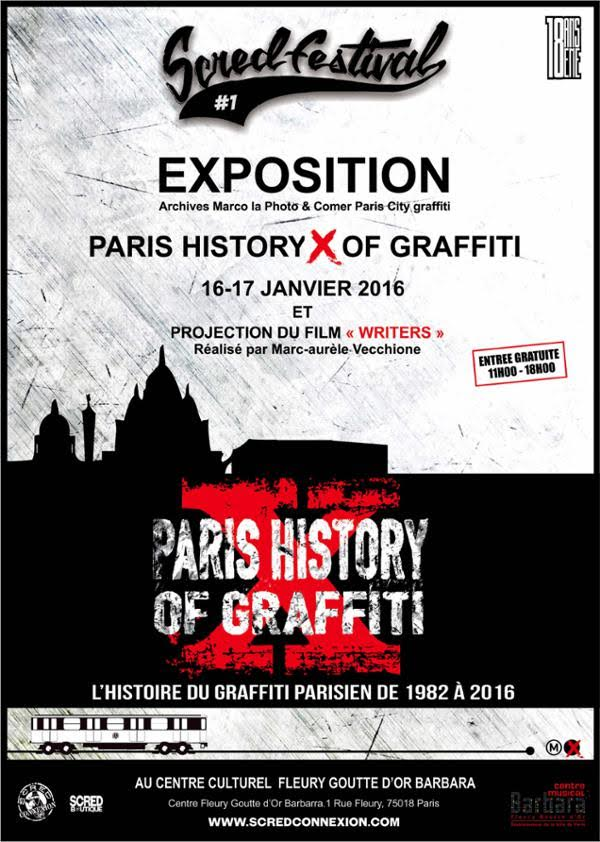 image exposition paris history x of graffiti