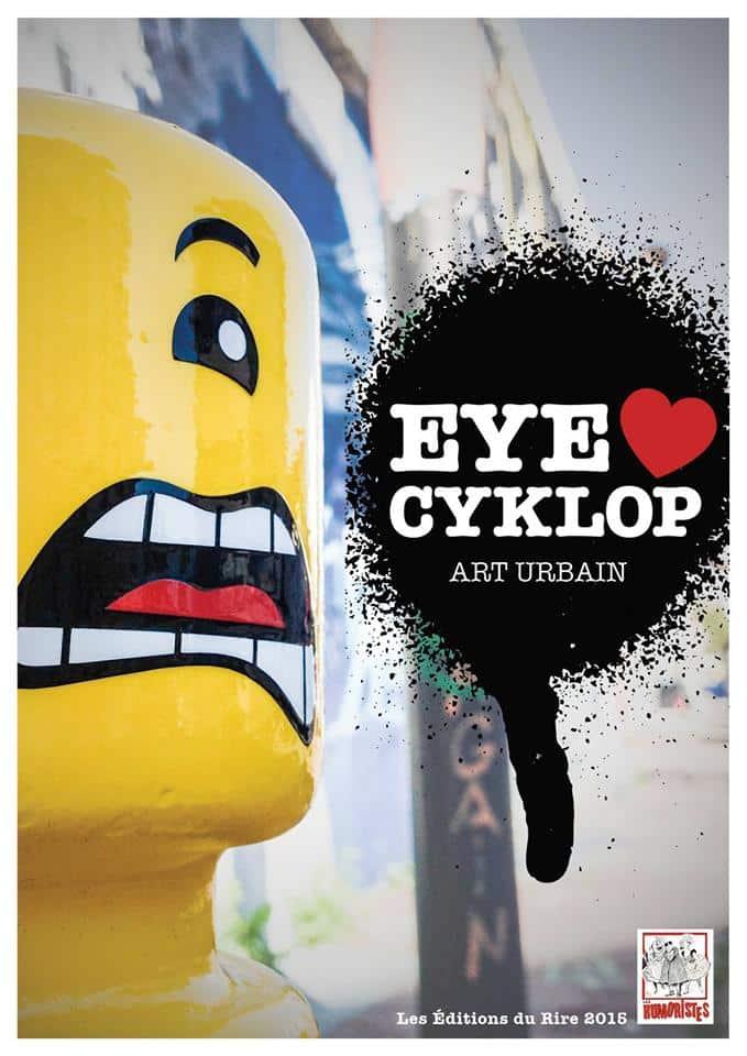 image eye cyklop art urbain actu street art sur hip hop corner