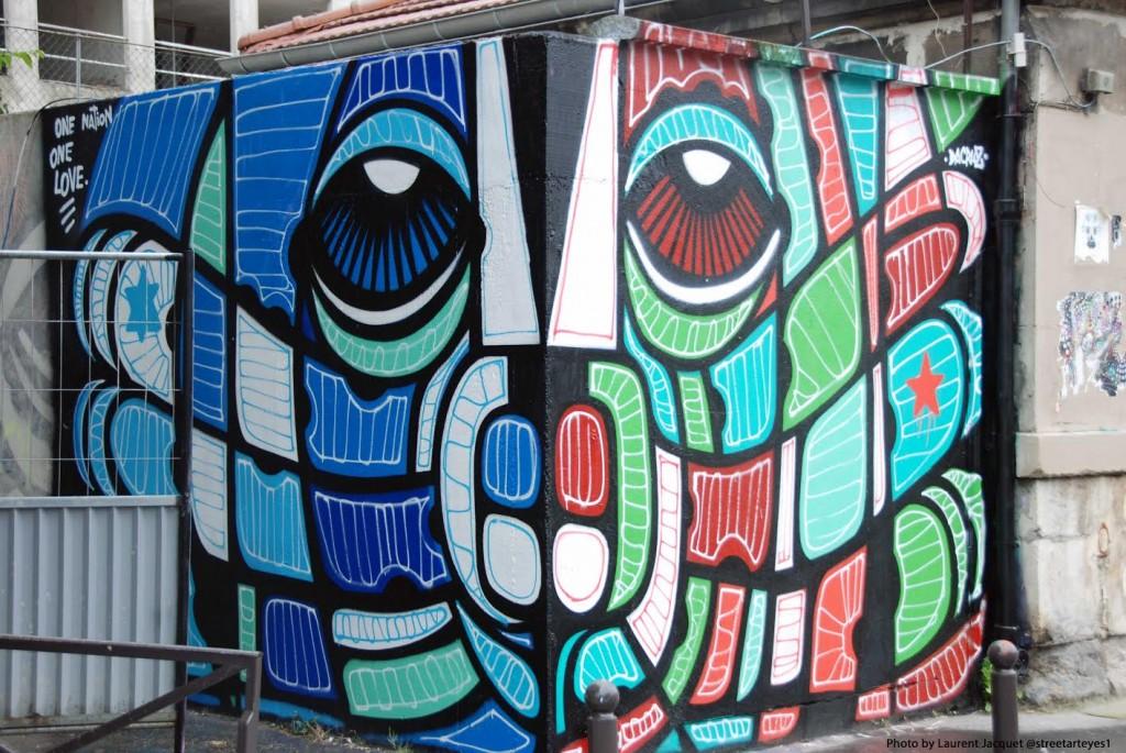 image laurent jacquet street art