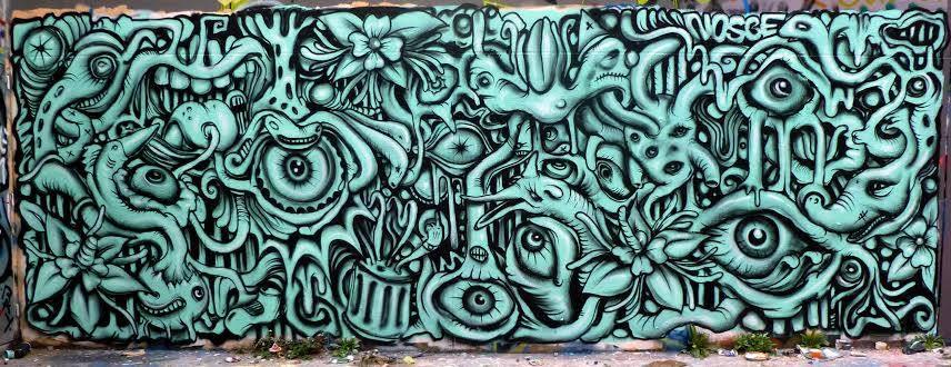 image le mur street art