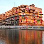 Les balades street-art à Paris : le canal de l'Ourcq