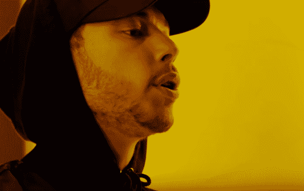 image nekfeu du clip question d'honneur