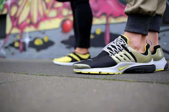 Nike Air Presto Noir