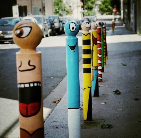 image open minded street art