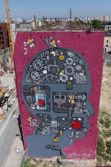 image paris bouge street art