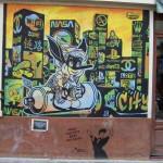 Les balades street-art à Paris : La Butte aux Cailles