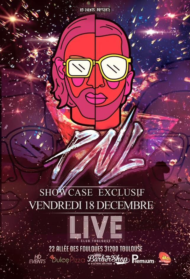image pnl showcase live toulouse 18 décembre 2015