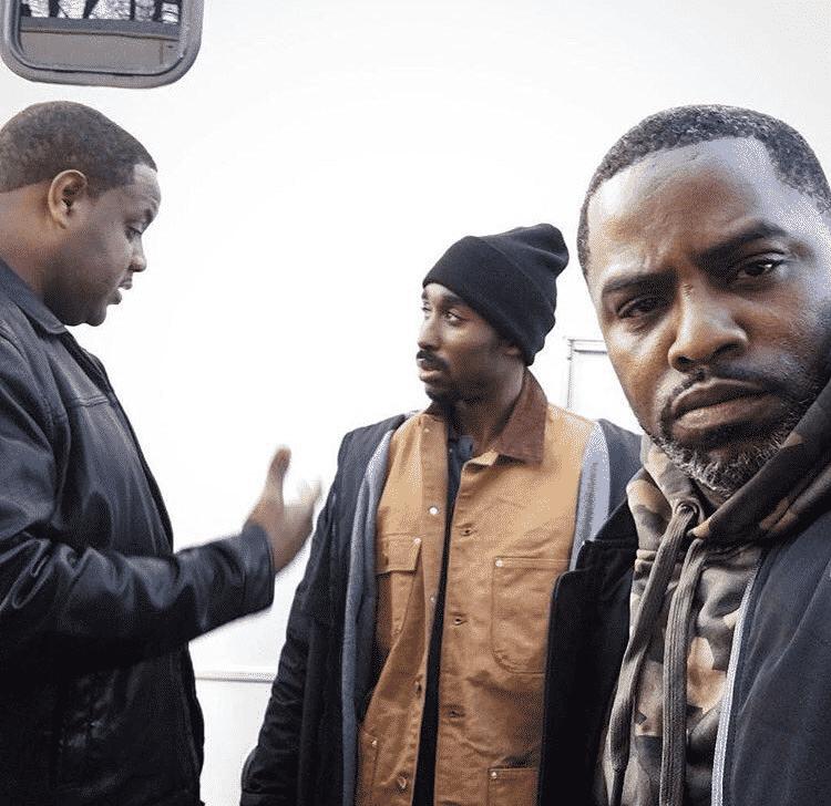 Le biopic de Tupac est en route