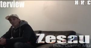 image zesau de l'interview pour hip hop corner et album 20ZO