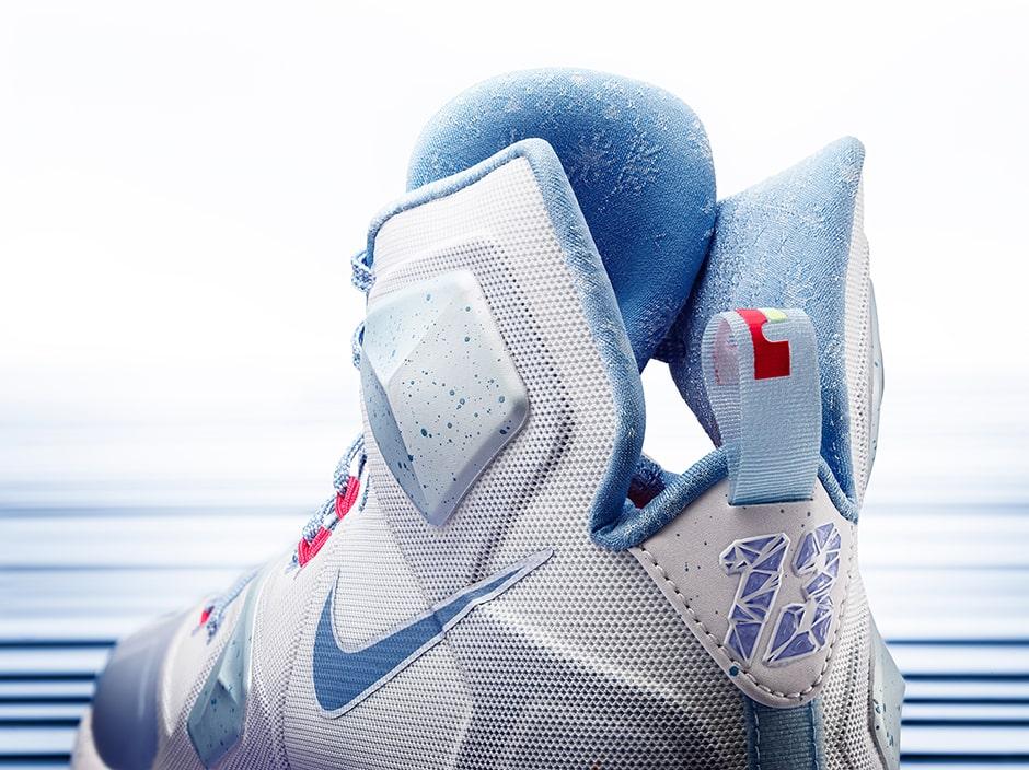 image Nike LeBron 13 Xmas sneakers