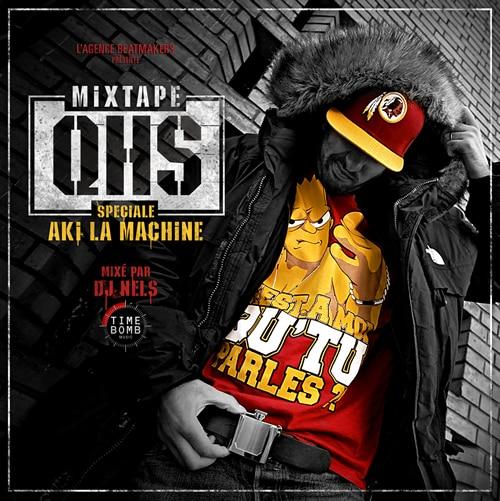 image aki la machine de la mixtape QHS