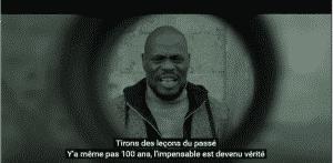 image du clip de kery james vivre ou mourir ensemble