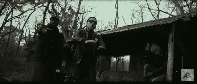 image du clip plata o plomo gatsha