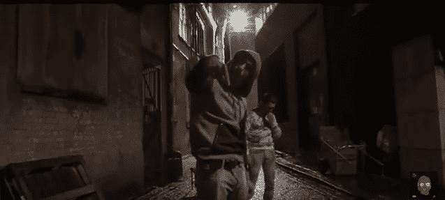 image du clip tempete de pnl