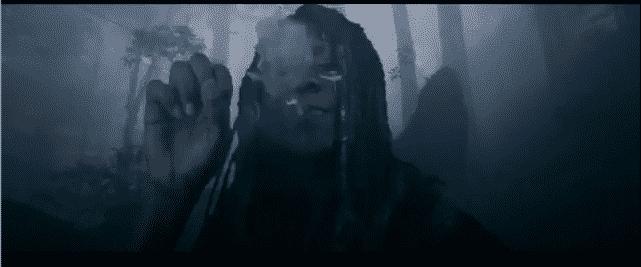 image du freestyle de doums Chamane