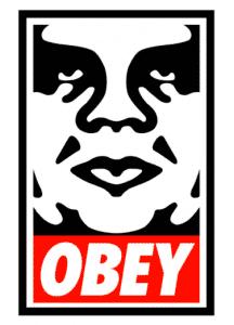 image obey street-art janvier expo