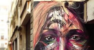image paris le marais neuvième street art