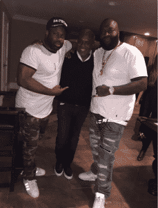 image rick ross rejoint le label epic records