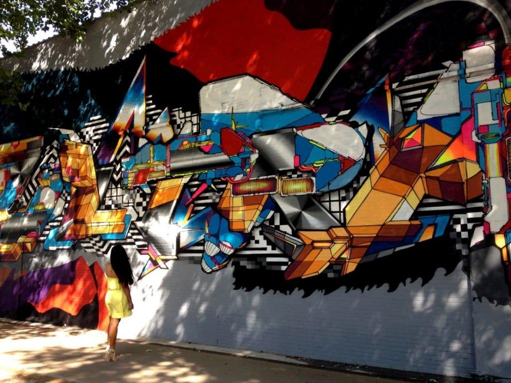 image wrung et nova dead street art cinquième