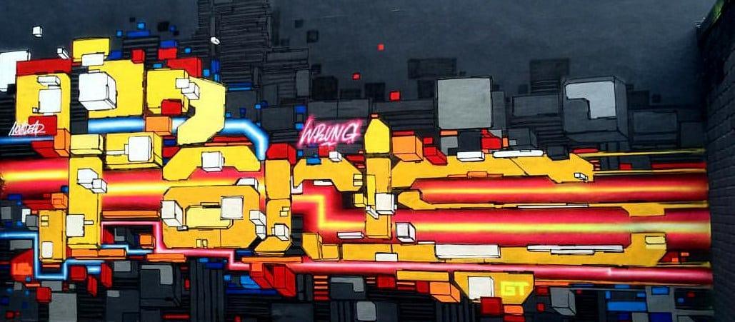 image wrung et nova dead street art premier